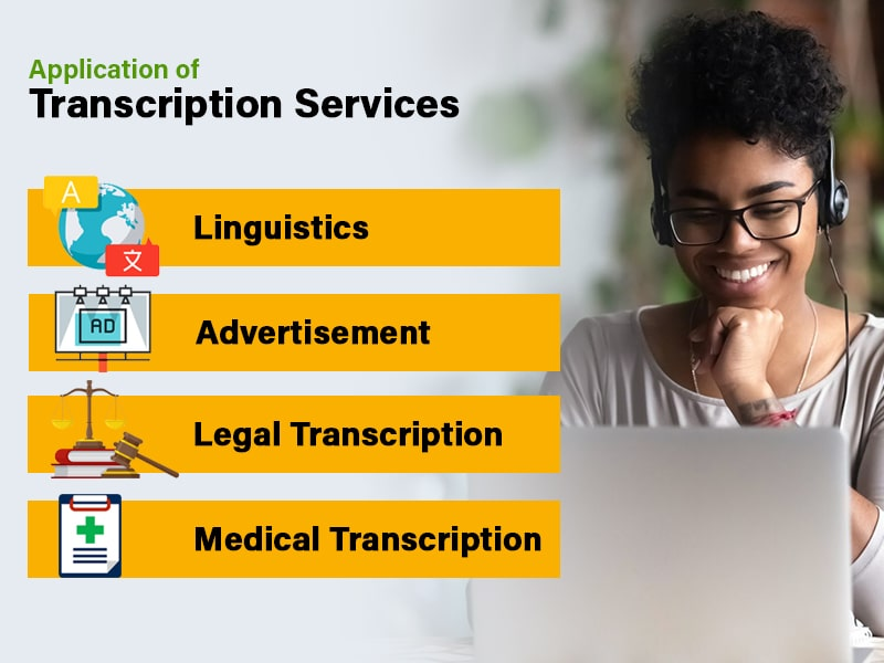 Application of Transcription Services