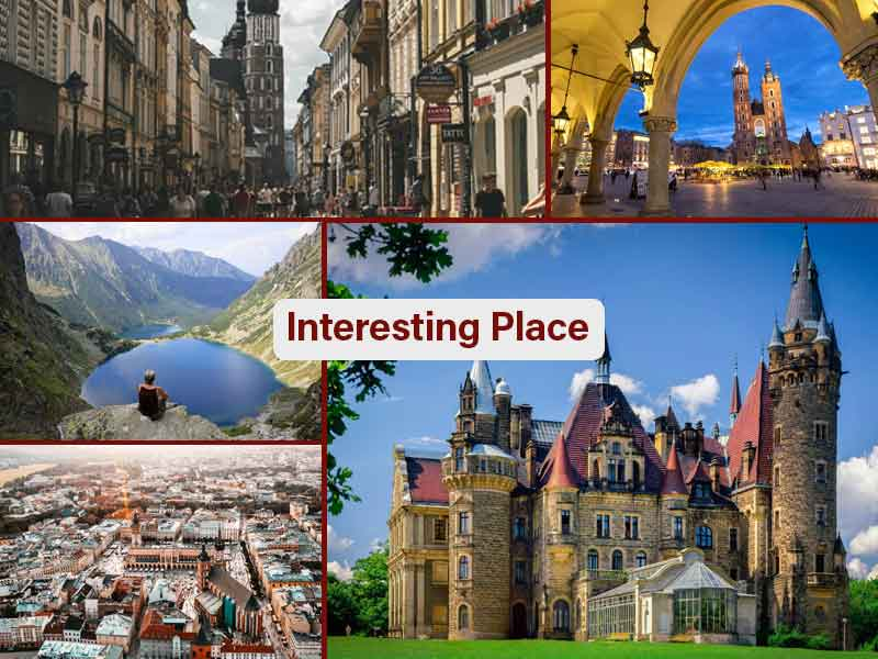 Why is Poland an interesting place to visit?