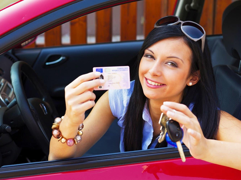 Do you need a driver's license in a foreign land?